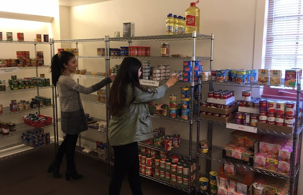 food pantry picture
